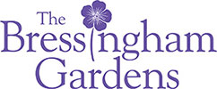 This image has an empty alt attribute; its file name is TheBressinghamGardensLogo242x100.jpg