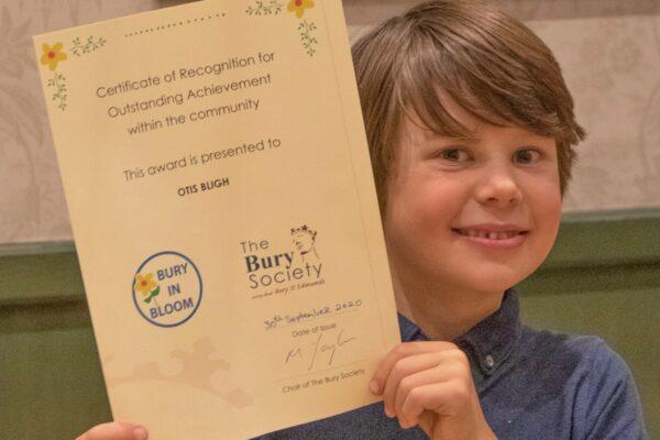 First Outstanding Achievement Award